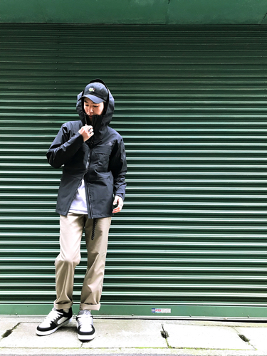 "Put on the ""Powdance Triclimate Jacket\"" !! ②_d0227059_21091679.jpg"