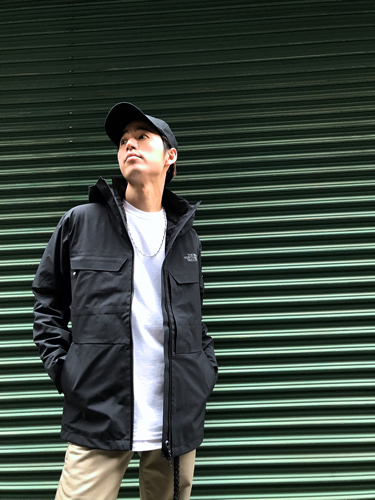"Put on the ""Powdance Triclimate Jacket\"" !! ②_d0227059_21091839.jpg"