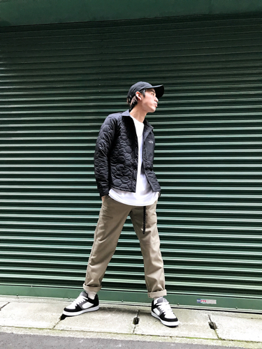 "Put on the ""Powdance Triclimate Jacket\"" !! ②_d0227059_21100480.jpg"