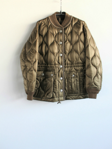 Nigel Cabourn QUILTED JACKET (LADIES ONLY)_b0139281_1742383.jpg