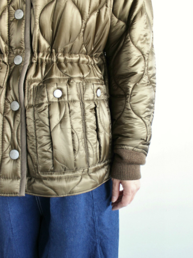 Nigel Cabourn QUILTED JACKET (LADIES ONLY)_b0139281_17432344.jpg