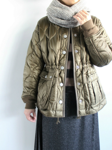 Nigel Cabourn QUILTED JACKET (LADIES ONLY)_b0139281_174337.jpg