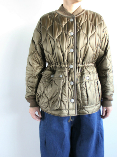 Nigel Cabourn QUILTED JACKET (LADIES ONLY)_b0139281_17441073.jpg