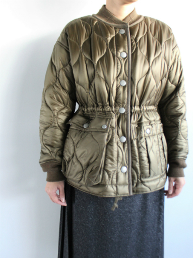 Nigel Cabourn QUILTED JACKET (LADIES ONLY)_b0139281_17441674.jpg