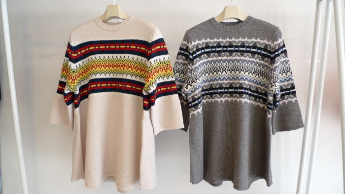 NEW ARRIVAL! 6397 FAIRISLE SWEATER_f0111683_14470163.jpg