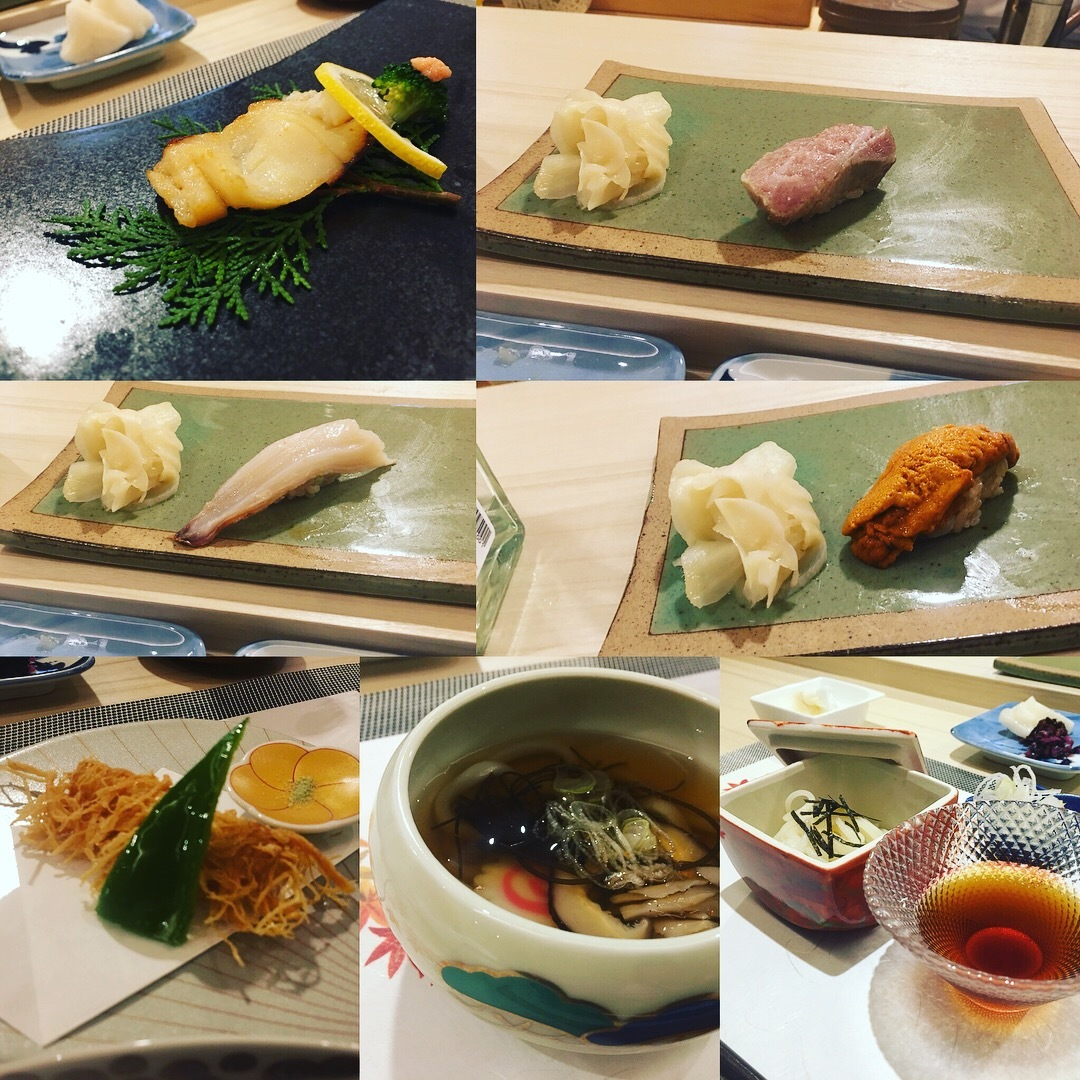 ' 17年11月ソウル旅 その7 ソレマウルの熟成寿司の名店「匠権」へ。_a0223786_15505042.jpg