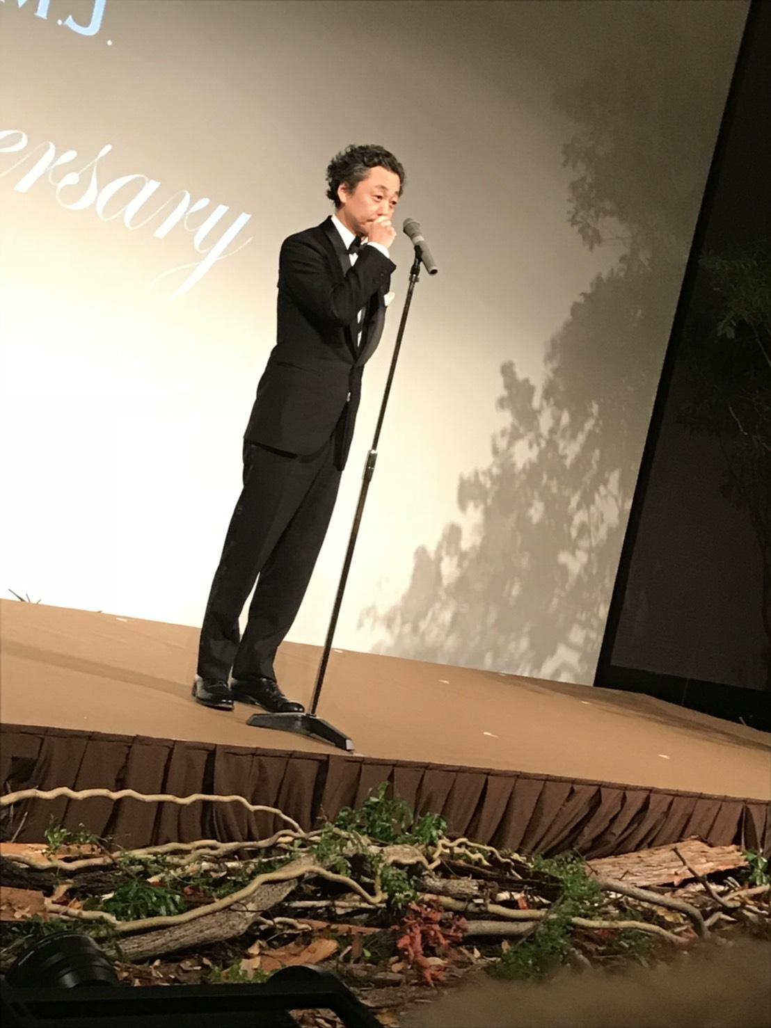 A.D.M.J. 30周年パーティ@ザ・キャピトルホテル東急♪_d0339889_23434019.jpg
