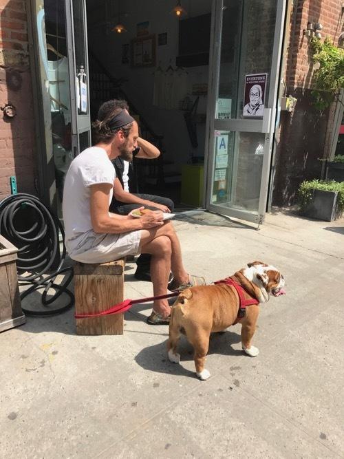 Dog in NYC_c0108595_22374657.jpg