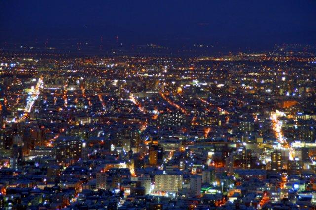 2017年11月27日(月)  冬の夜のきらめき(2)  大倉山_a0345007_11303181.jpg