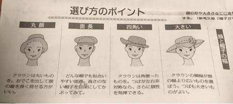 帽子の記事_f0249610_23371491.jpg