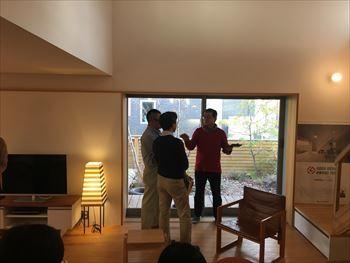 伊礼智さんをお招きし、セミナー&見学会を開催しました!_a0059217_10234173.jpg