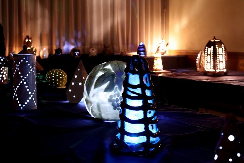 幻想的な灯り展・1_f0327034_21083392.jpg