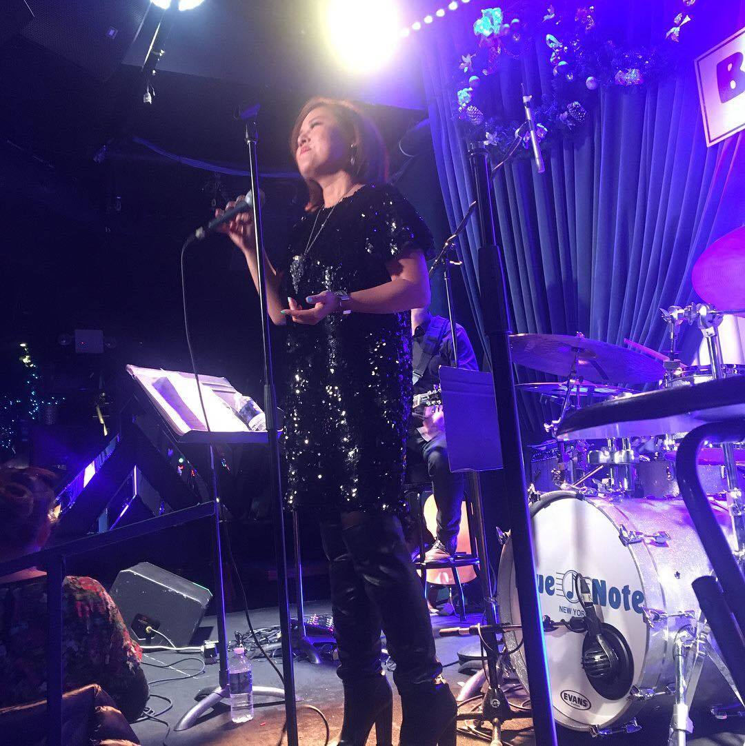 ERIKA 5th Album 『Reflections』CD Release Party at Blue Note New York_a0150139_01563200.jpg