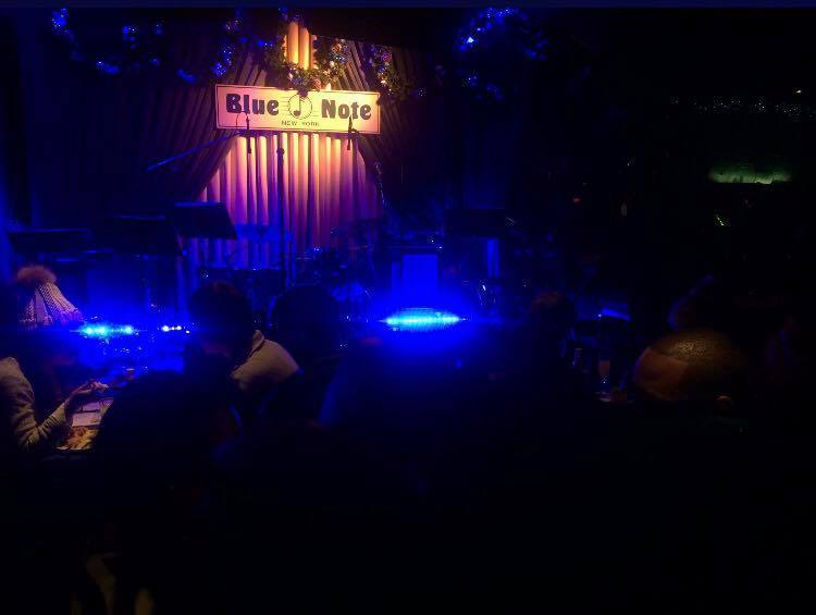 ERIKA 5th Album 『Reflections』CD Release Party at Blue Note New York_a0150139_01573483.jpg