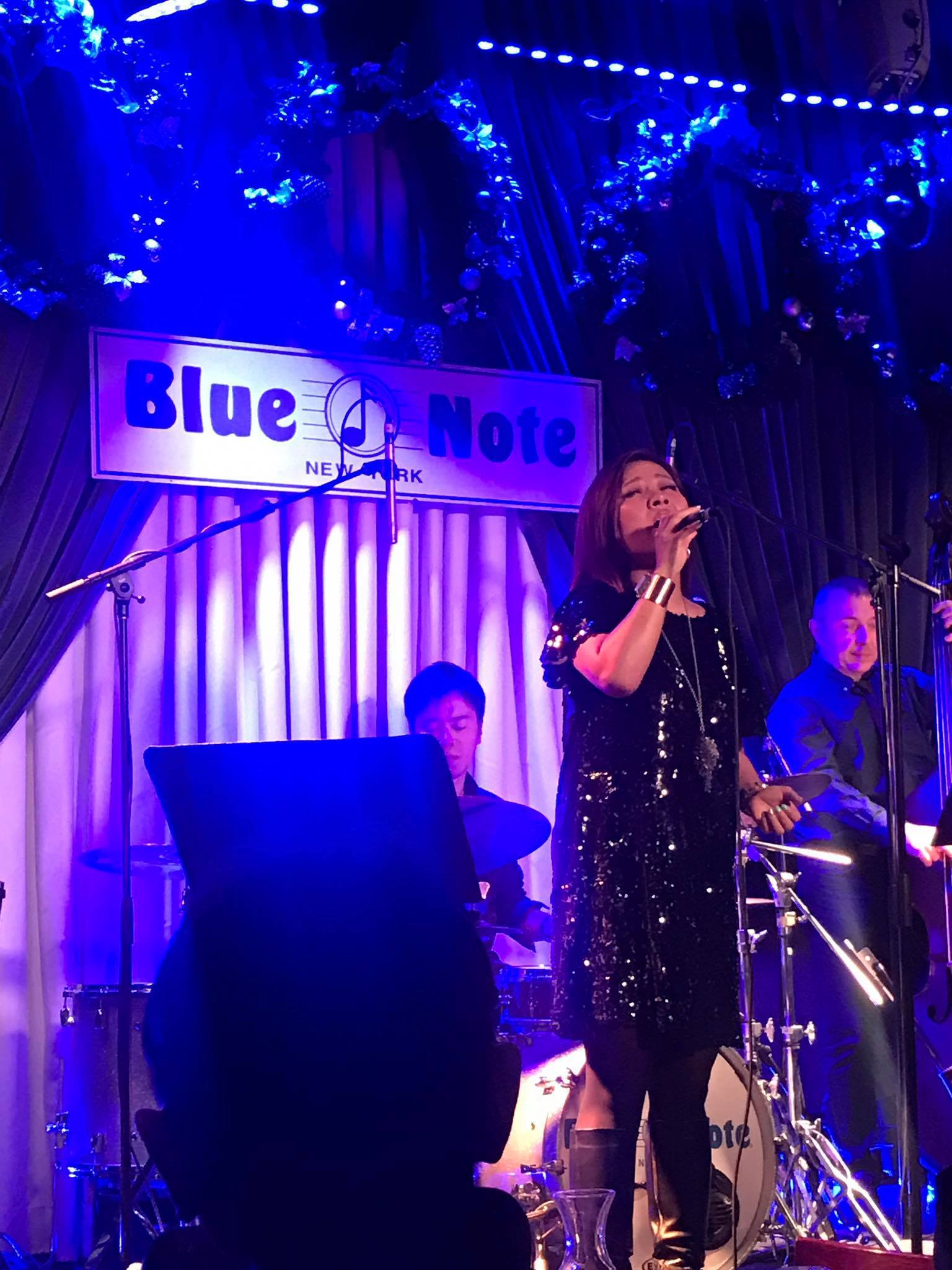 ERIKA 5th Album 『Reflections』CD Release Party at Blue Note New York_a0150139_01595633.jpg