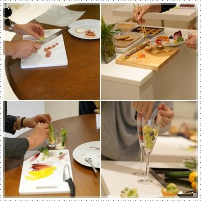 オードブルプレートを作る♪&松坂屋テーブル展示のご案内 ~フードスタイリングクラス_d0217944_20254259.jpg