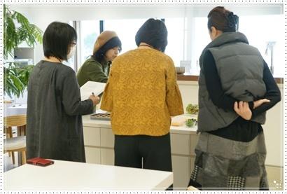 オードブルプレートを作る♪&松坂屋テーブル展示のご案内 ~フードスタイリングクラス_d0217944_20274748.jpg