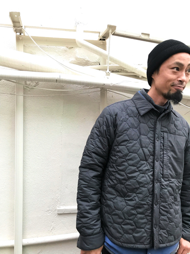 "Put on the ""Powdance Triclimate Jacket\"" !! ①_d0227059_16230926.jpg"