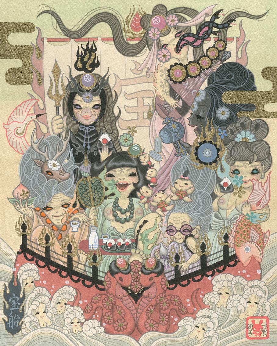 TAKARABUNE GICLEE ART PRINT!_f0126666_08245339.jpg