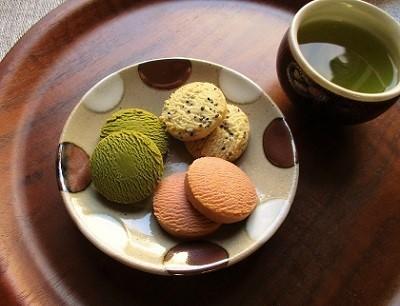 BIOKURAの新商品!『マクロビオティックサブレ 3種のベリー・宇治抹茶・黒ごま』が美味しいよ♪_a0305576_00101990.jpg