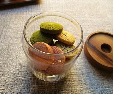 BIOKURAの新商品!『マクロビオティックサブレ 3種のベリー・宇治抹茶・黒ごま』が美味しいよ♪_a0305576_00113266.jpg