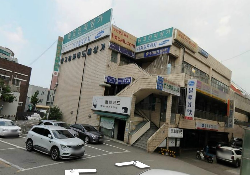 トゥー・カップス巡り② 龍山電子街_f0378683_22462949.jpg