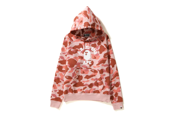 1ST CAMO COLLEGE WIDE PULLOVER HOODIE_a0174495_12274206.jpg