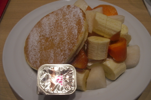 果実園リーベル 『パンケーキ』_a0326295_21092450.jpg