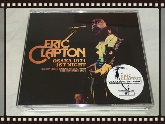 ERIC CLAPTON / OSAKA 1974 1ST NIGHT Audience Recording_b0042308_05365859.jpg