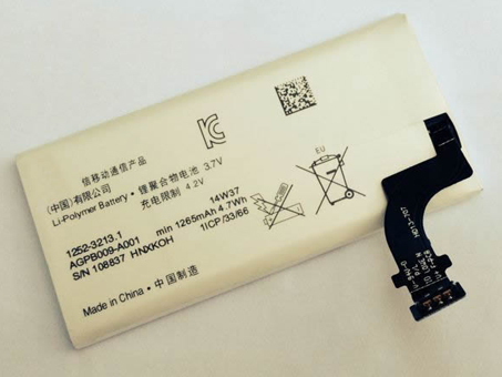 [ 激安 ] ソニー AGPB009-A001 バッテリー_f0379733_16143795.jpg