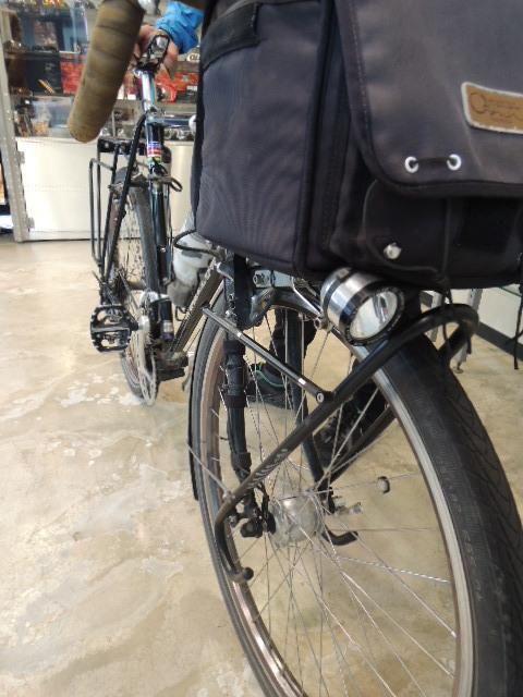 自転車世界一周の本石さん一時帰国_e0304942_14063803.jpg