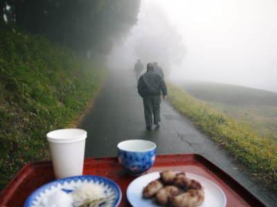 文殊さん祭り2017 今年は伊弁田らしく霧深い中での開催でした!_a0254656_17391523.jpg