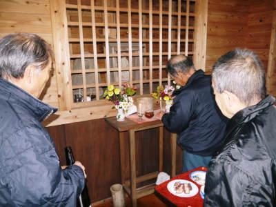 文殊さん祭り2017 今年は伊弁田らしく霧深い中での開催でした!_a0254656_17431215.jpg