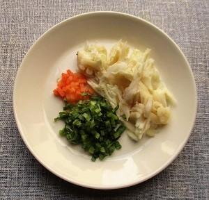 GABANスパイスの『カイエンペパー』で卵と白身魚のピリッとチャーハン♪_a0305576_23285190.jpg