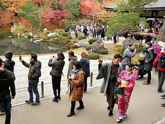 小学校時代の思い出・・・・京都の秋、京都は外国からのお客様でにぎわっいます、観光地京都_d0181492_08171669.jpg