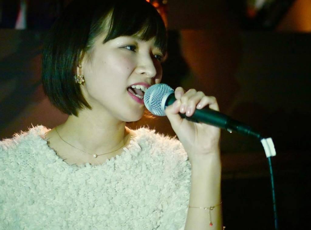 Live with Michiru Hoshino_c0077105_02111359.jpg