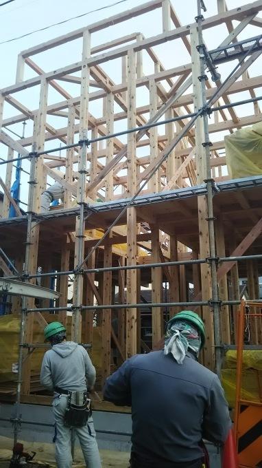 建て方4_e0215910_16113042.jpg