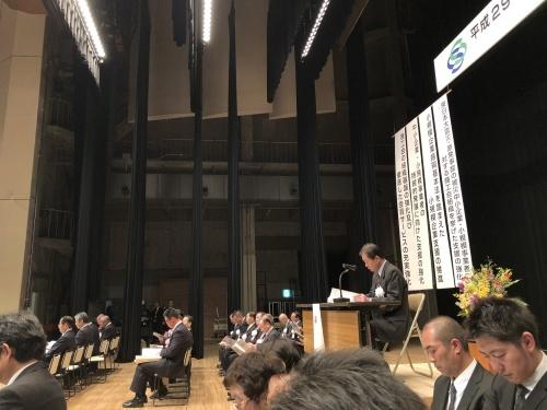 『平成29年度 商工会福島県大会』_f0259324_13472169.jpg