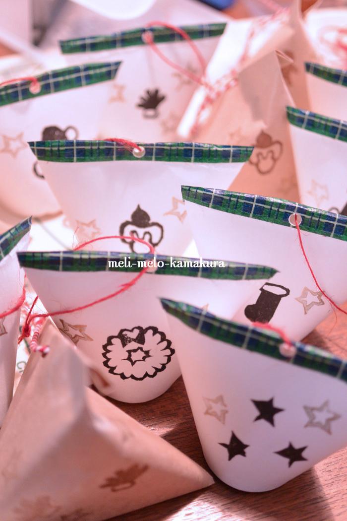 ◆古民家でアドベントカレンダー作り♪&明日はおうちショップにGO!_f0251032_21193872.jpg