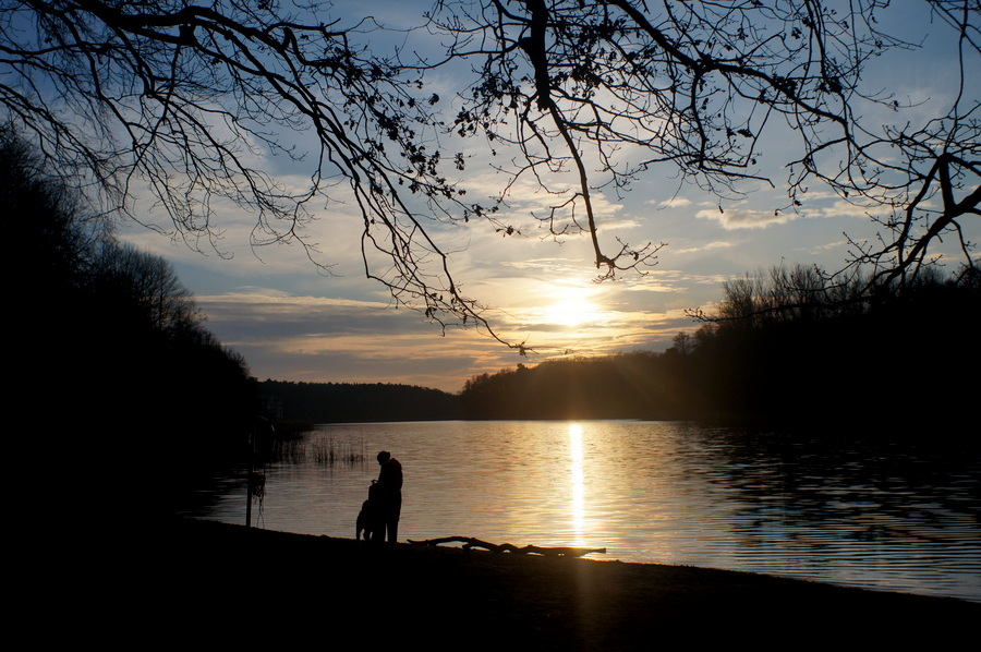 グルーネヴァルト湖_c0180686_14123980.jpg