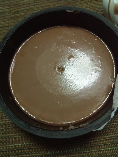 ライザップ ミルクチョコレートプリン_f0076001_0154415.jpg