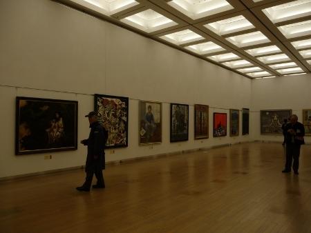 国立新美術館 改組 新第4回日展レポート_b0107314_15273779.jpg