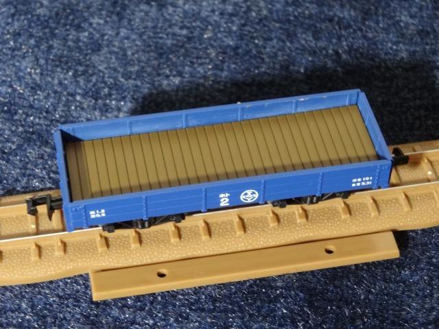富井電鉄猫屋線 貨物列車旧塗装_a0359818_18161073.jpg