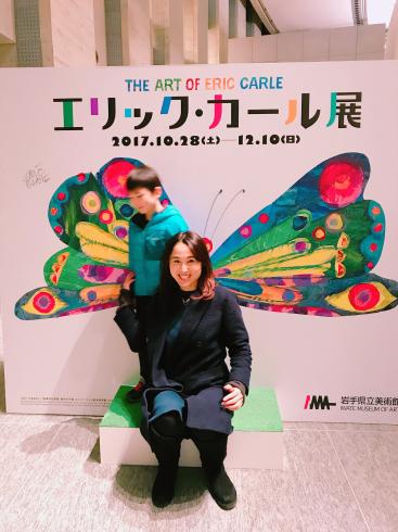 大人も子どももそれぞれの『好き』を大切に〜県立美術館〜_b0199244_20154067.jpg