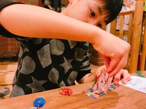 大人も子どももそれぞれの『好き』を大切に〜県立美術館〜_b0199244_20164903.jpg