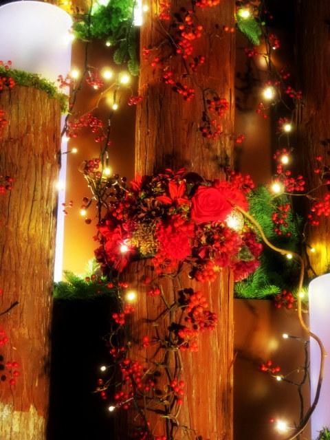 軽井沢高原教会*クリスマスキャンドルナイト・2017~光の十字路_f0236260_00433830.jpg