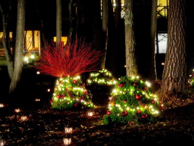 軽井沢高原教会*クリスマスキャンドルナイト・2017~光の十字路_f0236260_00550491.jpg