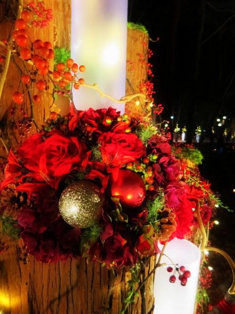 軽井沢高原教会*クリスマスキャンドルナイト・2017~光の十字路_f0236260_00560435.jpg