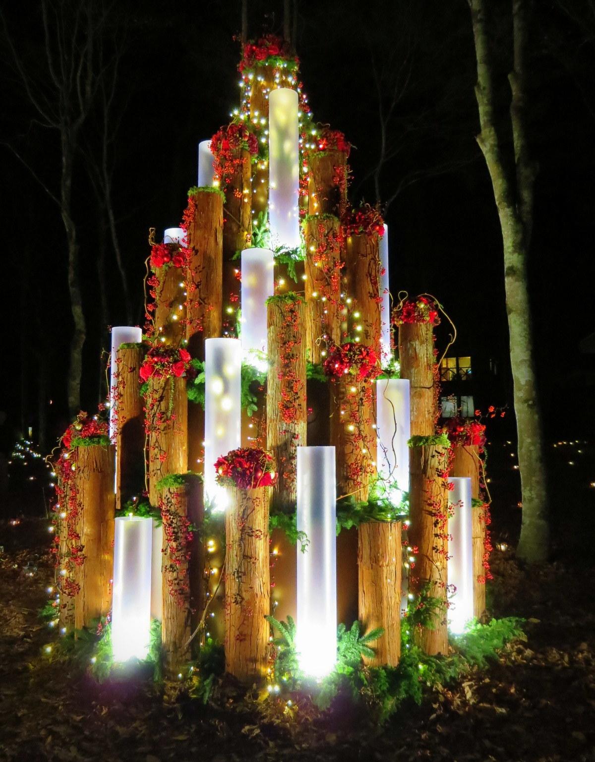 軽井沢高原教会*クリスマスキャンドルナイト・2017~光の十字路_f0236260_01054414.jpg