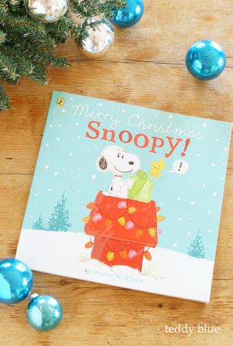 Merry Christmas, Snoopy! メリークリスマス、スヌーピー!_e0253364_15304066.jpg